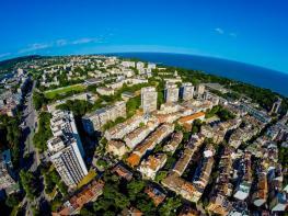 Варна снимки с дрон