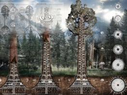 Архитекти искат да построят небостъргач в стъблото на секвоя
