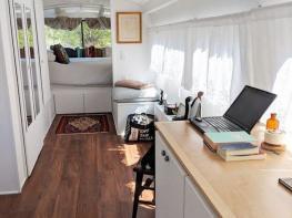 Да превърнеш автобус в луксозно жилище