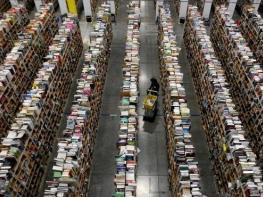 Ефектът Amazon: Складовете в Северна Америка са с по-висока стойност от офисите