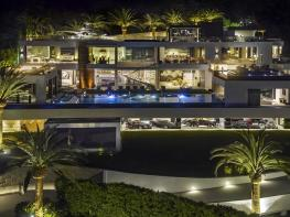 Най-скъпото имение в САЩ (СНИМКИ)