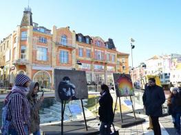 Най-старият български град бе почетен като Европейска столица на културата