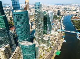 Новата Москва: Блясък и лукс