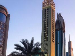 Откриха най-високия хотел в света