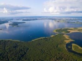 Полша строи остров в Калининградския залив