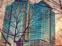 Продадоха част от най-високата сграда в София
