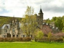 Продават замък на цената на 2-стайно жилище