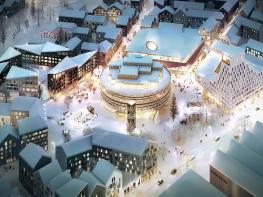 В Швеция ще преместят на ново място град с 23 хиляди жители